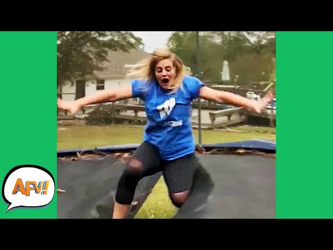 BUSTING Into the FAIL! ?? | Fails of the Month | AFV 2020