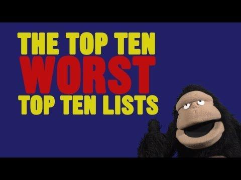 Top 10 Worst Top 10 Lists